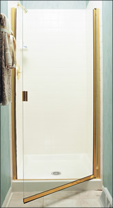 Bristol Hinged Shower Door