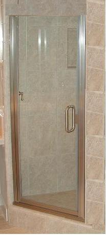 Windsor Hinged Shower Door